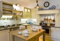 kuchyně venkovský styl