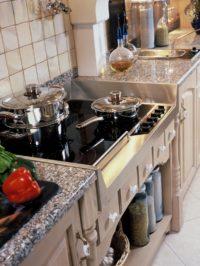 rurální kuchyň