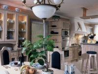 Moderní rurální kuchyně