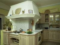 Elegantní stylová kuchyň
