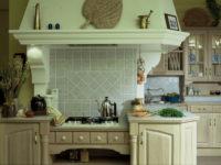 moderní rustikální kuchyně