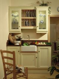 Rustikální kuchyňské vybavení