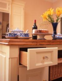 luxusní kuchyňská zásuvka