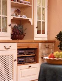 Rustikální nábytek do obýváku