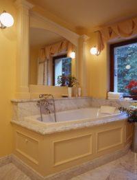 Luxusní koupelnová vana