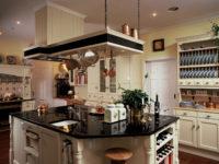 viktoriánská moderní kuchyně