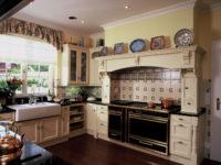 Viktoriánský kuchyňský kout